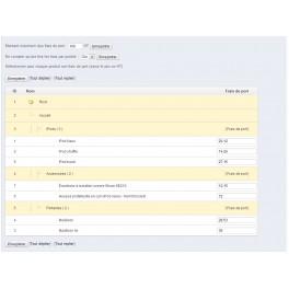 Frais de port par produit (Prestashop 1.5)